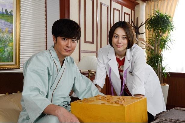 11月9日(木)放送の第5話では間宮祥太朗と米倉涼子が初共演を果たす