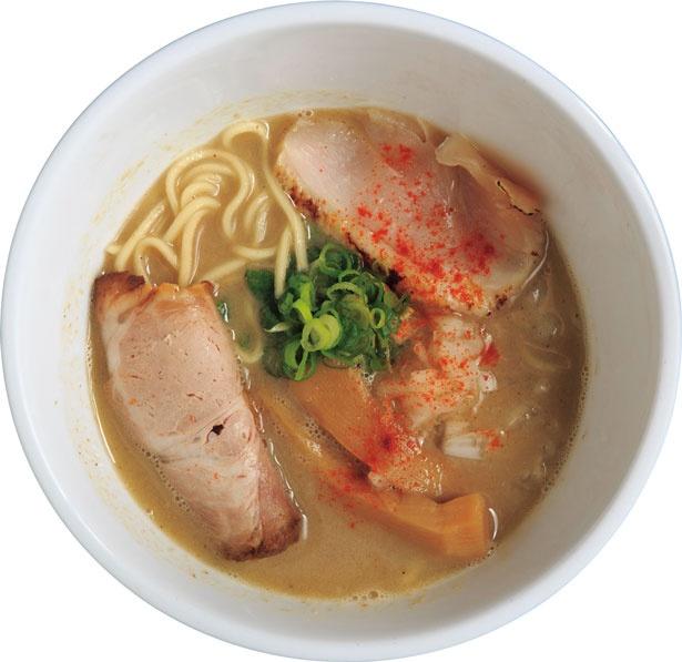 「濃厚鶏SOBA(塩)」(780円)/麺屋 號tetu