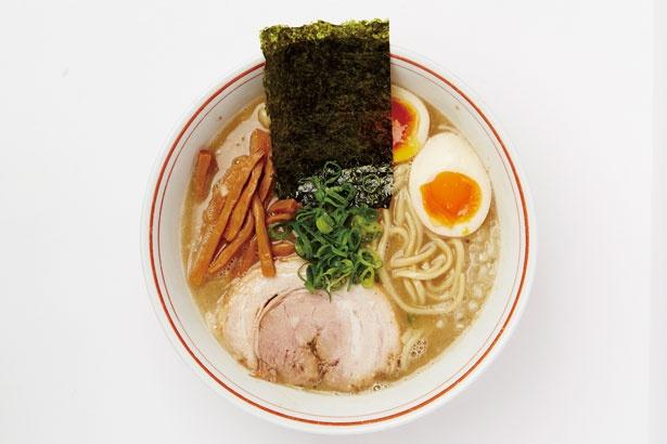 「味玉ラーメン」(830円)/麺屋 白頭鷲