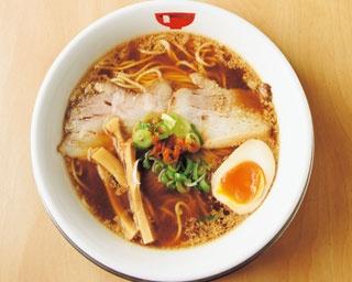 「醤油ラーメン」(750円)/ラーメン モリン