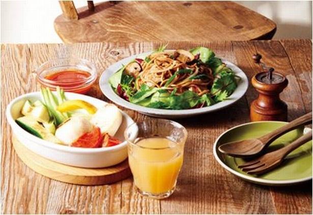 不要な糖質、カロリーはオフ、食物繊維などの必要な栄養はオンの「Rigato」シリーズ!