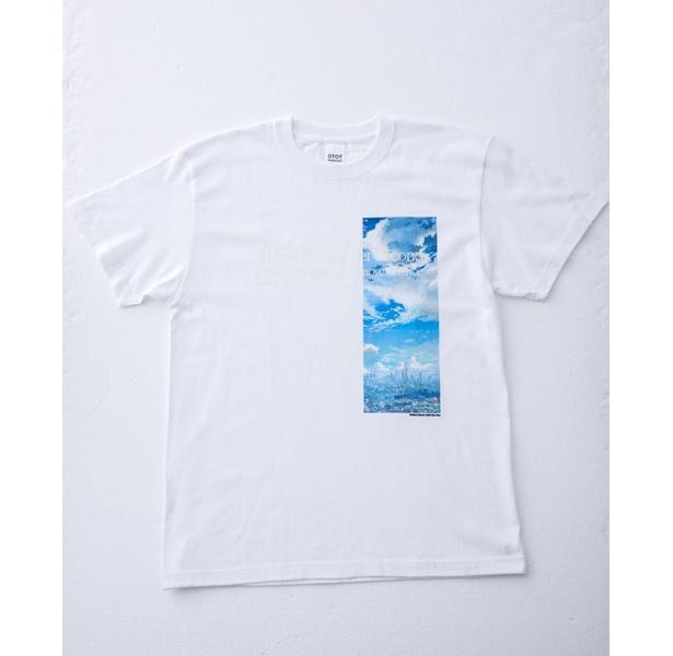 新海誠×山崎まさよしによる名作「秒速5センチメートル」をフィーチャーしたTシャツが登場!