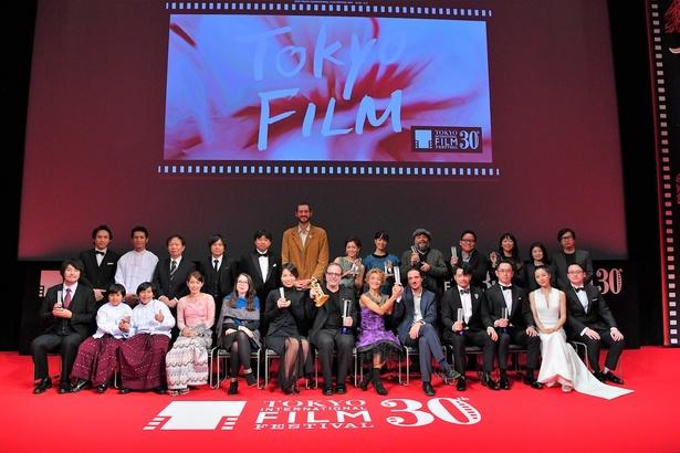 第30回東京国際映画祭が閉幕!