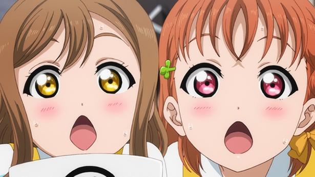 「ラブライブ!サンシャイン!! TVアニメ2期」第4話のカットが到着。ダイヤの奮闘やいかに…!?