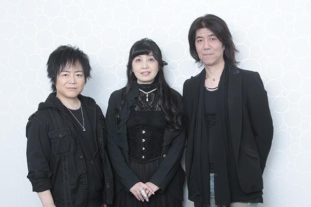 永野護に加え、川村万梨阿、佐々木望がサプライズで登壇!「ゴティックメード」上映会レポート