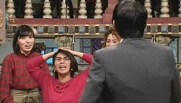 さんまの尼神インター・誠子への発言に憤るくわばたりえ