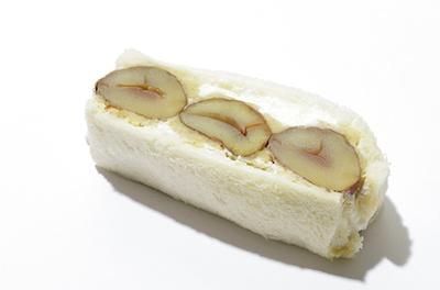 「栗サンド<L>」(1080円)