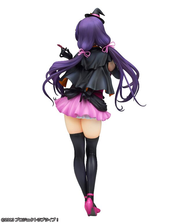 魔女風の限定衣装姿をリアルな造形で再現!「ラブライブ!」より東條希のフィギュアが登場!