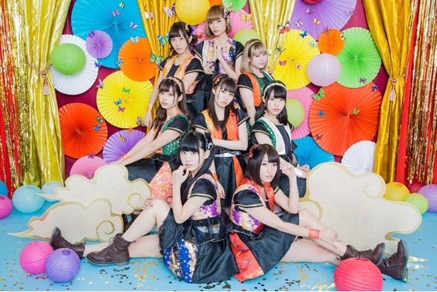 FES☆TIVEが11月29日(水)発売のニューシングル「OIDEMASE !! ~極楽~」について語ってくれた