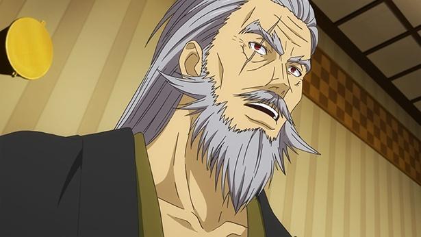 「食戟のソーマ 餐ノ皿」第6話の先行カットが到着。元総帥の仙左衛門から衝撃の事実が明かされる!