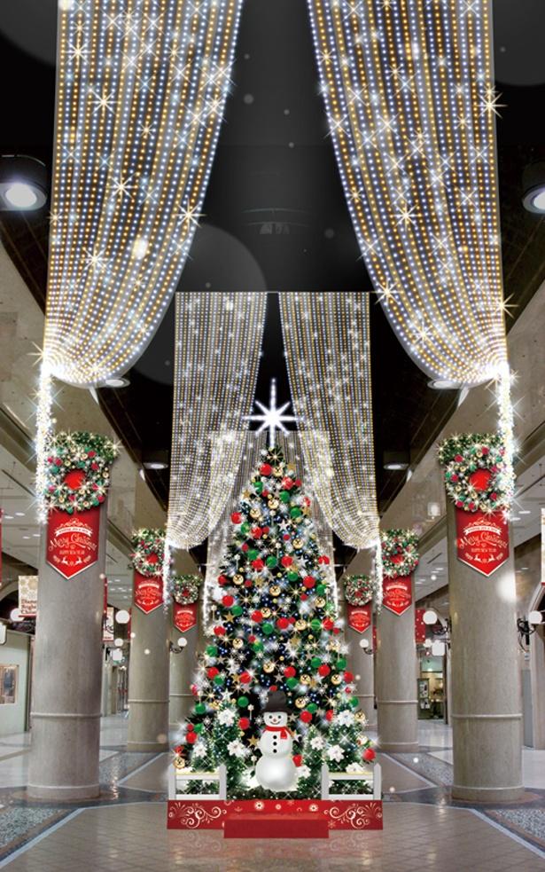 Diamor Bright Christmas/ディアモール大阪