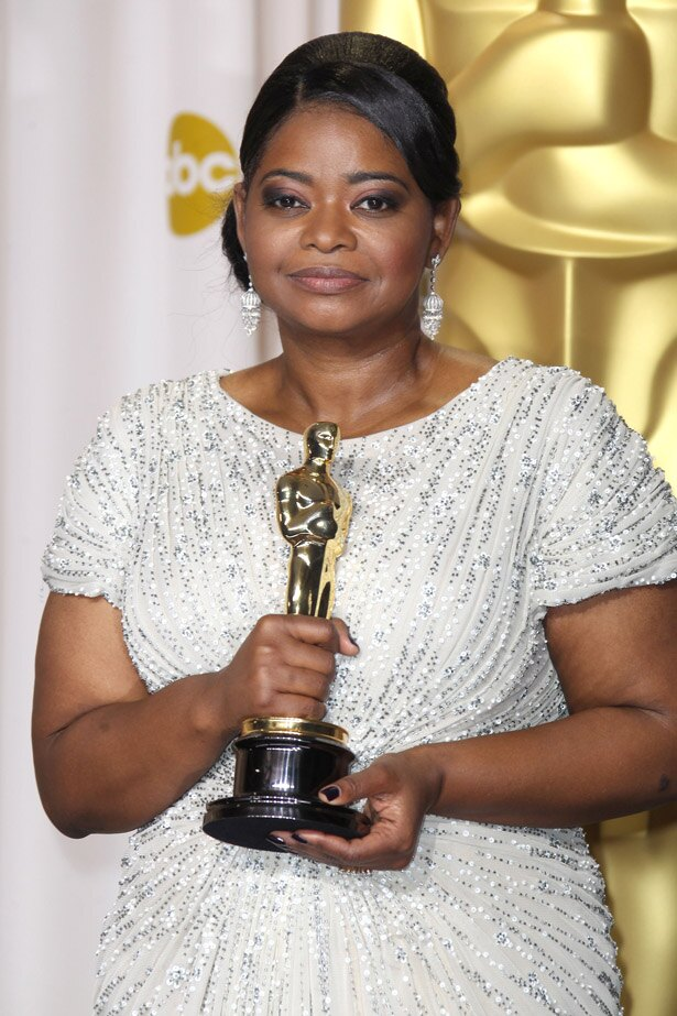 『ヘルプ 心がつなぐストーリー』でアカデミー賞助演女優賞を獲得したオクタヴィア・スペンサー