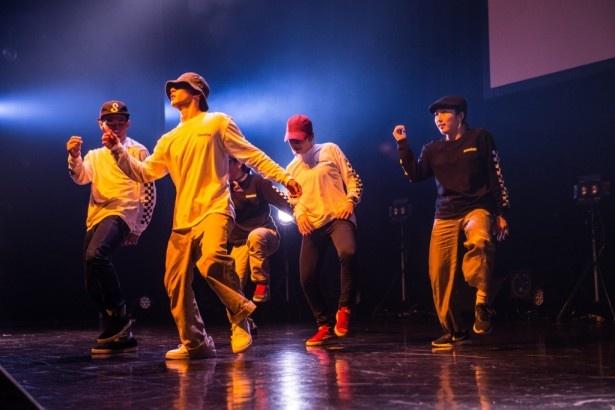 DanceFact Dancers