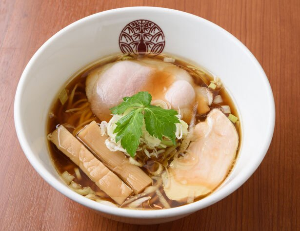 「鶏醤油らぁ麺」(750円)/らぁ麺 とうひち