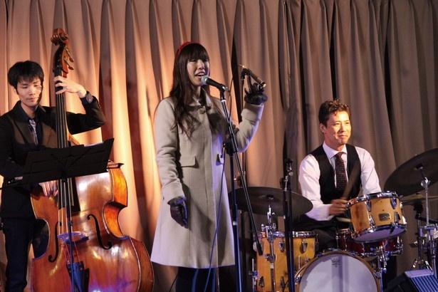 2017年11月18日(土)までの、土曜・日曜には「Jazzナイトin香嵐渓」が開催される