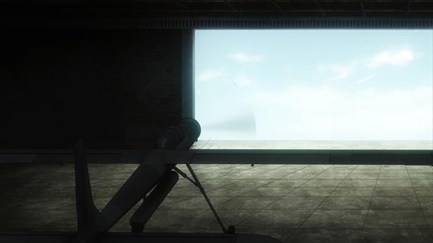 「少女終末旅行」第6話の先行カットが到着。ケッテンクラートの故障、そしてユーリの視界に飛び込んできたのは…