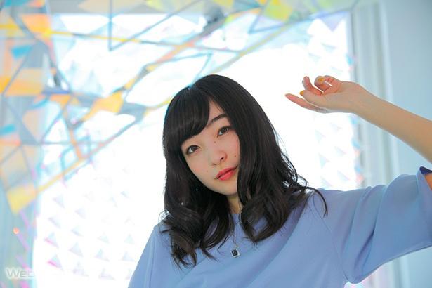 上田麗奈フォトコラム・空の上で見つけたイリュージョン