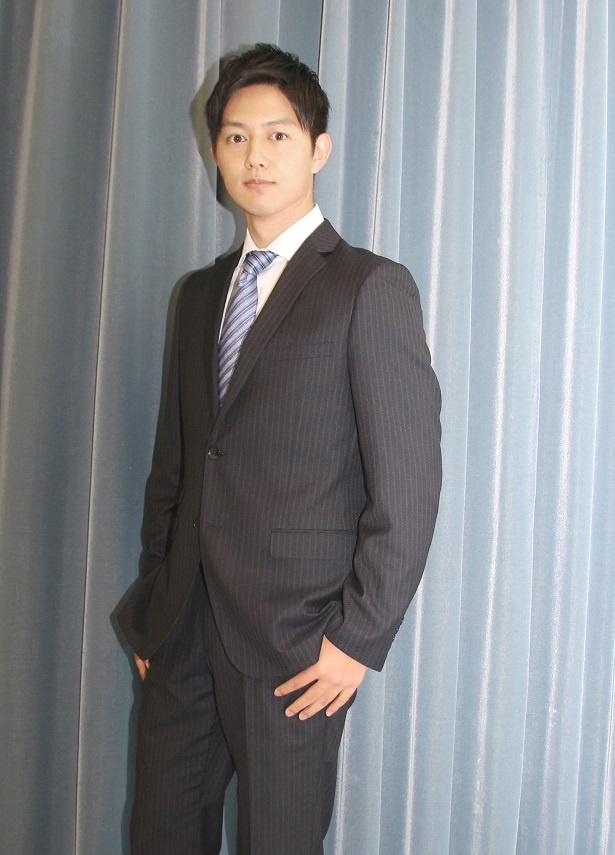 【写真を見る】工藤阿須加は、共演の井上真央から「アース」というあだ名で呼ばれている