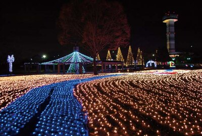 今年のテーマは「北欧の大自然」/国営木曽三川公園 木曽三川公園センター(岐阜県海津市)