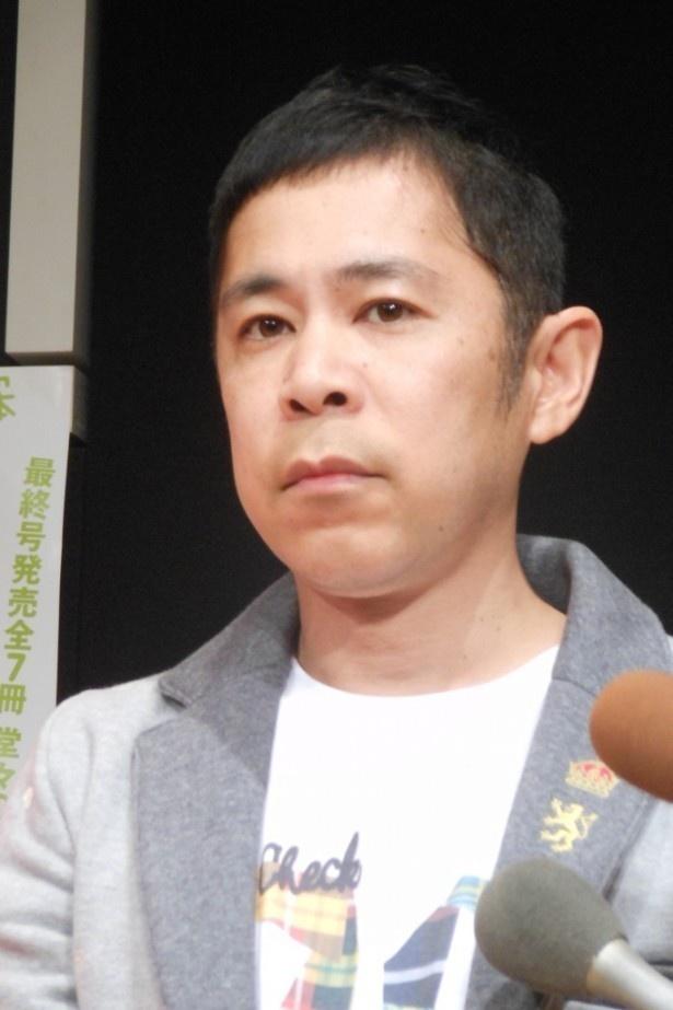 """たむらけんじの""""フライング""""をかばった岡村隆史"""