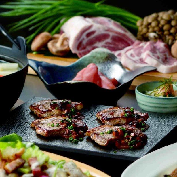 横浜ベイシェラトン ホテル&タワーズ「コンパス」には博多料理が登場