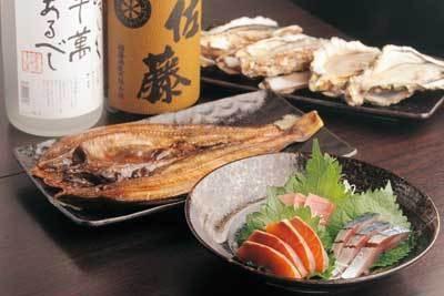 北海道料理は絶品&リーズナブル/まほろば亭