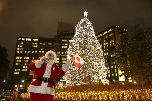 """【写真を見る】クリスマス限定!""""公認サンタクロース""""と会えるプランも"""