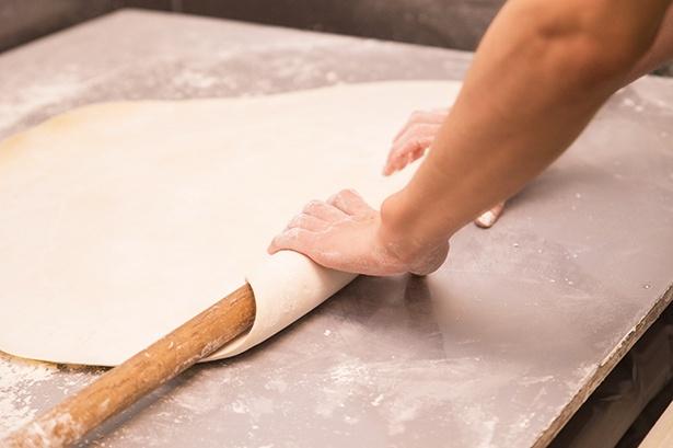 店内で丹精込めて作られる讃岐うどんならではのコシのある麺を自分好みのうどんで楽しもう