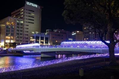 小倉の街が普段とは違った雰囲気に