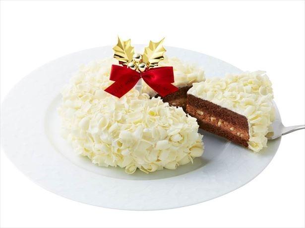 「クリスマス グルノーブル(ホワイト)」