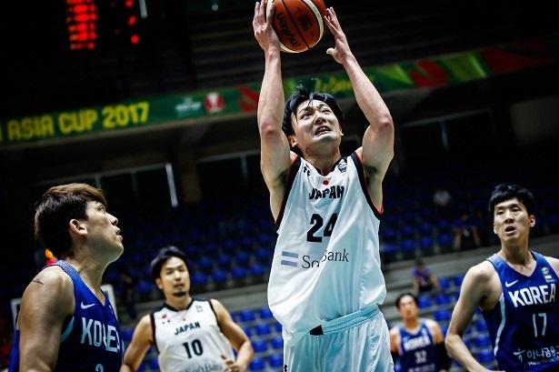 バスケットボールFIBA W杯アジア...
