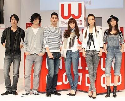 ユニクロから誕生した新ジーンズブランド「UJ」。4月初旬までに54種類を発売する