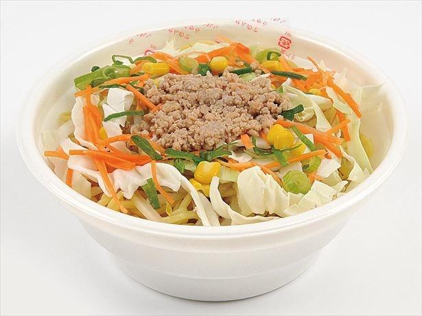 もっちりとした中太麺に絡む、濃厚スープが寒い時期にぴったりな味噌ラーメン