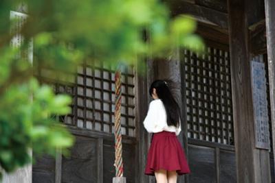 丹後地方最大の丈六仏(じょうりょくぶつ)を安置する本堂/円隆寺