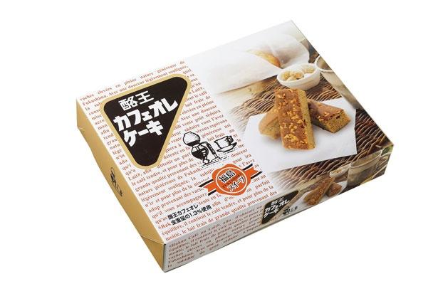 「酪王カフェオレケーキ」(8個入り1080円)