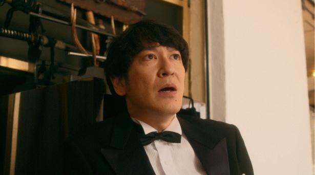 プリズンホテルで主演を務める田中直樹