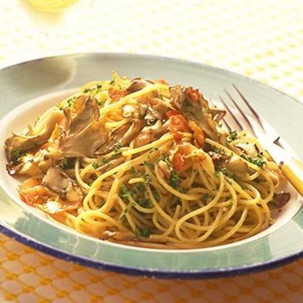 【関連レシピ】まいたけのスパゲッティ