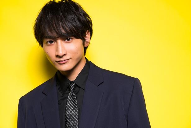 11月25日(土)公開の映画「覆面系ノイズ」でヒロインの初恋相手・モモを演じた小関裕太