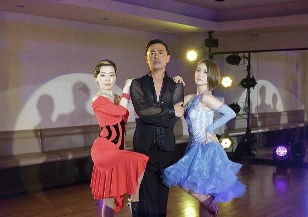 第五話に光石研が登場! 小林&大島と共に社交ダンスに挑戦