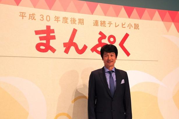 福田氏がどんな物語を描くのか、注目が集まる