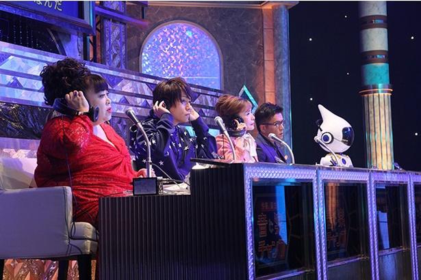 【写真を見る】小柳ルミ子、森公美子が辛口審査で挑戦者を激励!?