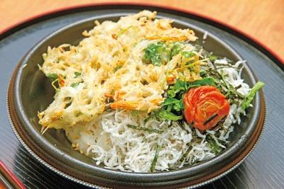 「やぶ新丼」(700円)
