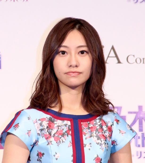 「海外進出ももっと頑張っていきたい」と桜井