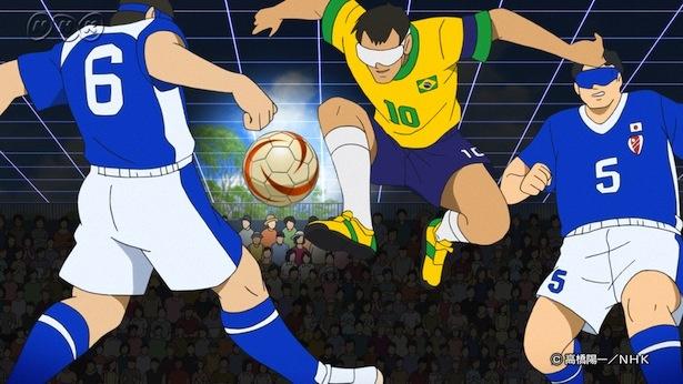 パラスポーツの魅力を、さまざなジャパンカルチャーと融合させて伝える