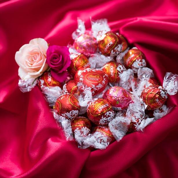 口の中で甘くやさしくとろけて、至福のひとときが訪れる