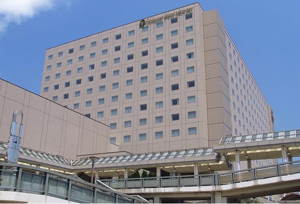 開催場所の「オリエンタルホテル 東京ベイ」。婚活イベントは今後も実施予定