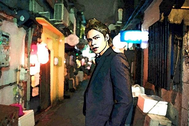 """「新宿セブン」の舞台である新宿歌舞伎町の質店の""""リアル""""を調査"""