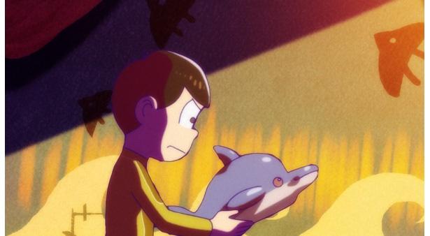 「おそ松さん 第2期」第8話の先行カットが到着!