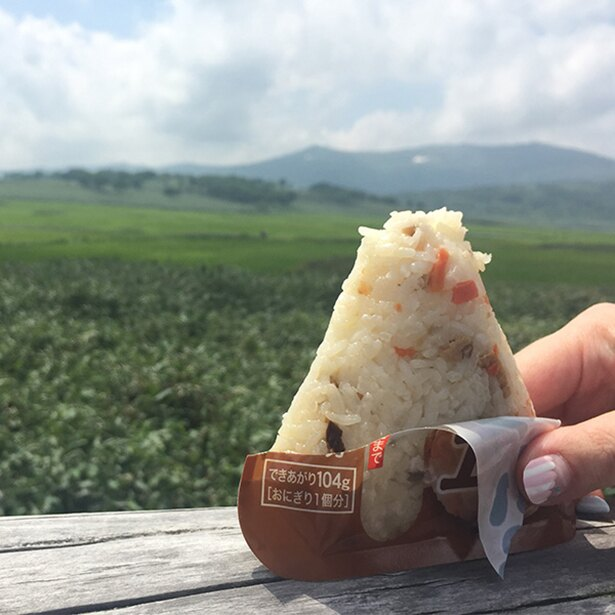 携帯おにぎり 鮭(尾西食品)