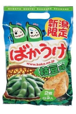 【10位】ばかうけ 枝豆味(380円)/4F北陸・甲信越フロア